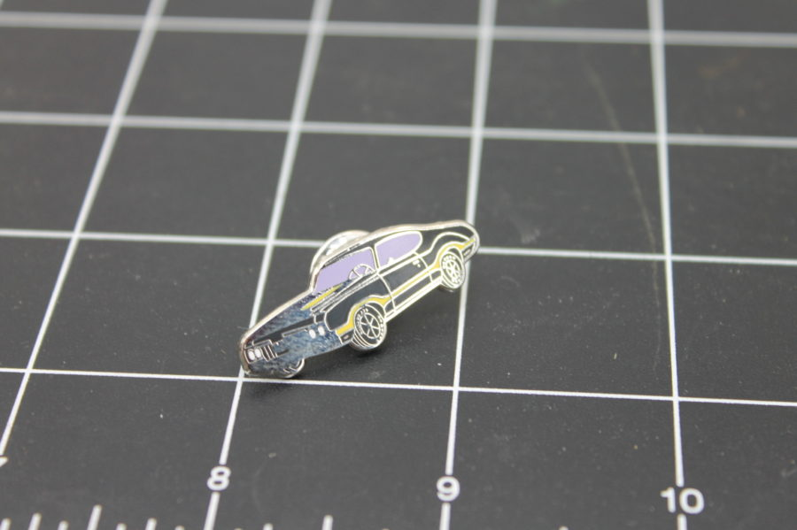 "BRAND NEW Lapel Pin MUSCLE CAR MOTOR ""442"" ENAMELED LIFETIME GUARANTEE 2"