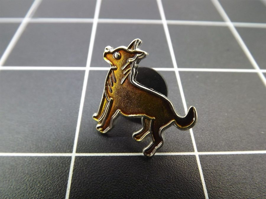 "BRAND NEW Lapel Pin Favorite Dog ""CHIHUAHUA"" ENAMELED LIFETIME GUARANTEE 3"