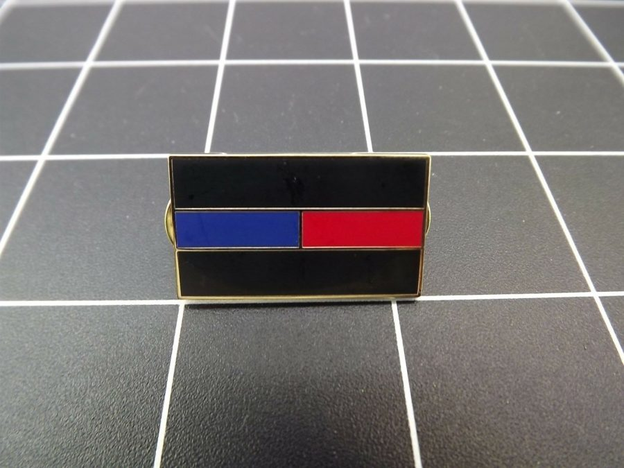 BRAND NEW Lapel Pin POLICE-FIRE HONOR ENAMELED LIFETIME GUARANTEE 1