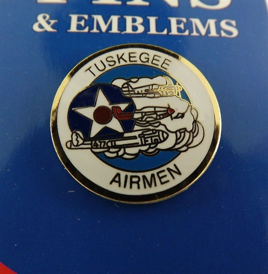 "BRAND NEW Lapel Pin United States Air Force Tuskegee Airmen Enamel 1"" 1"