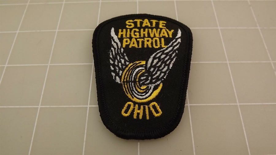 BRAND NEW OHIO STATE HIGHWAY PATROL Iron On Patch 1